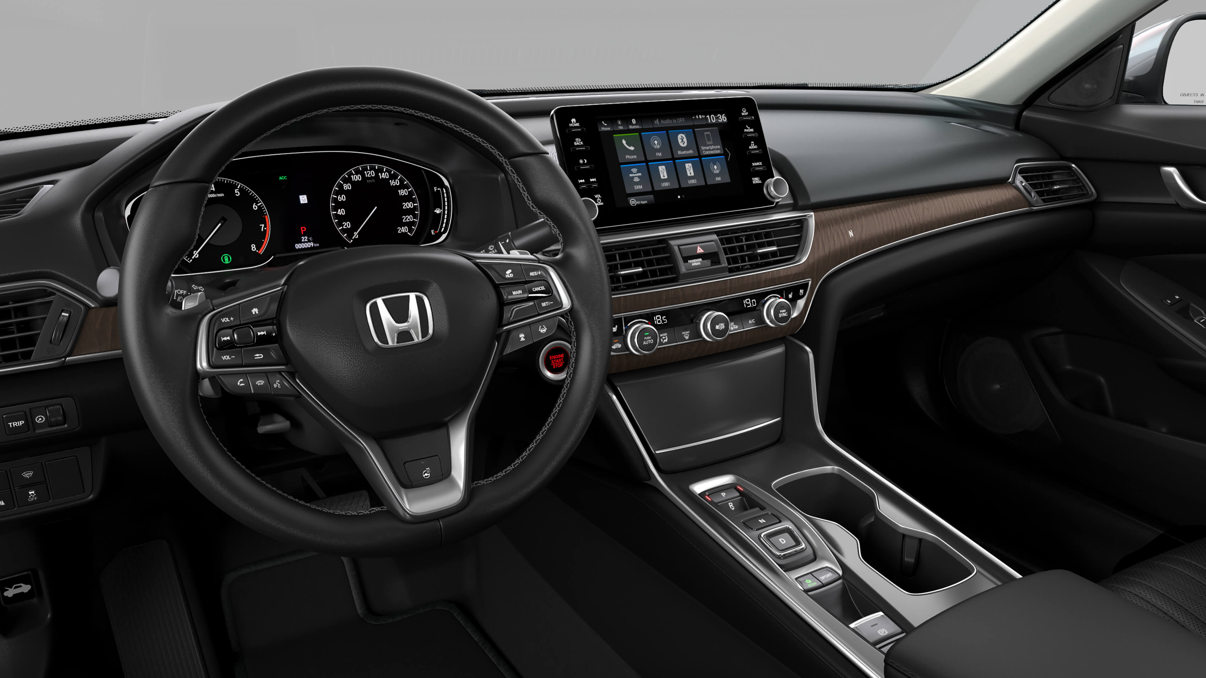 2021 Honda  Accord Features at Cobourg Honda