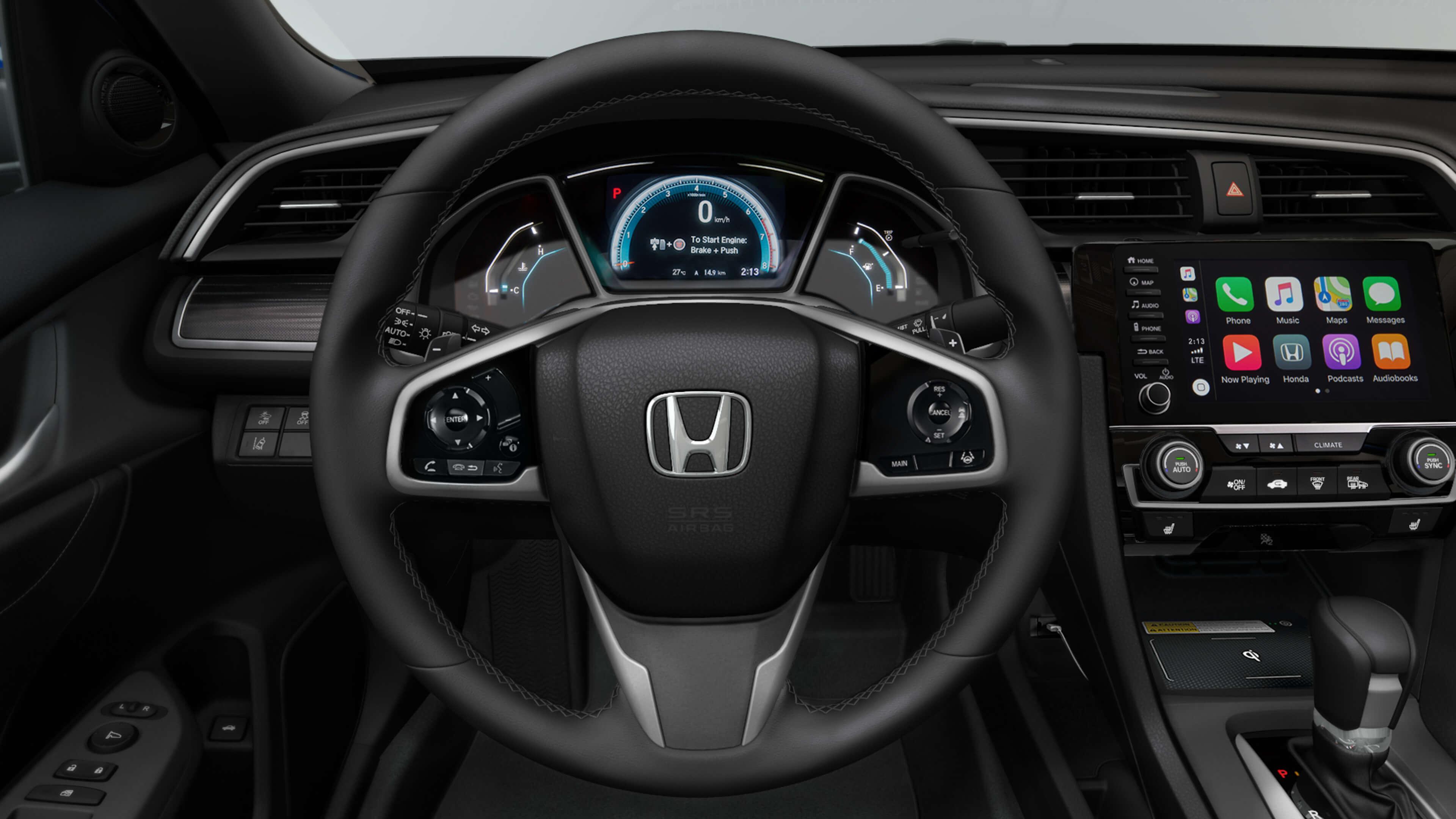 2021 Honda  Civic Features