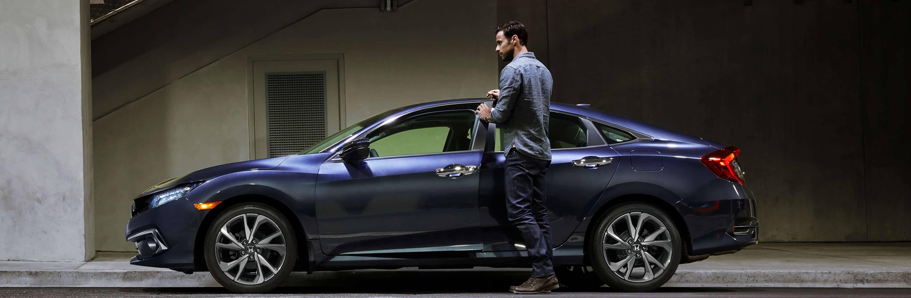2021 Honda Civic Performance