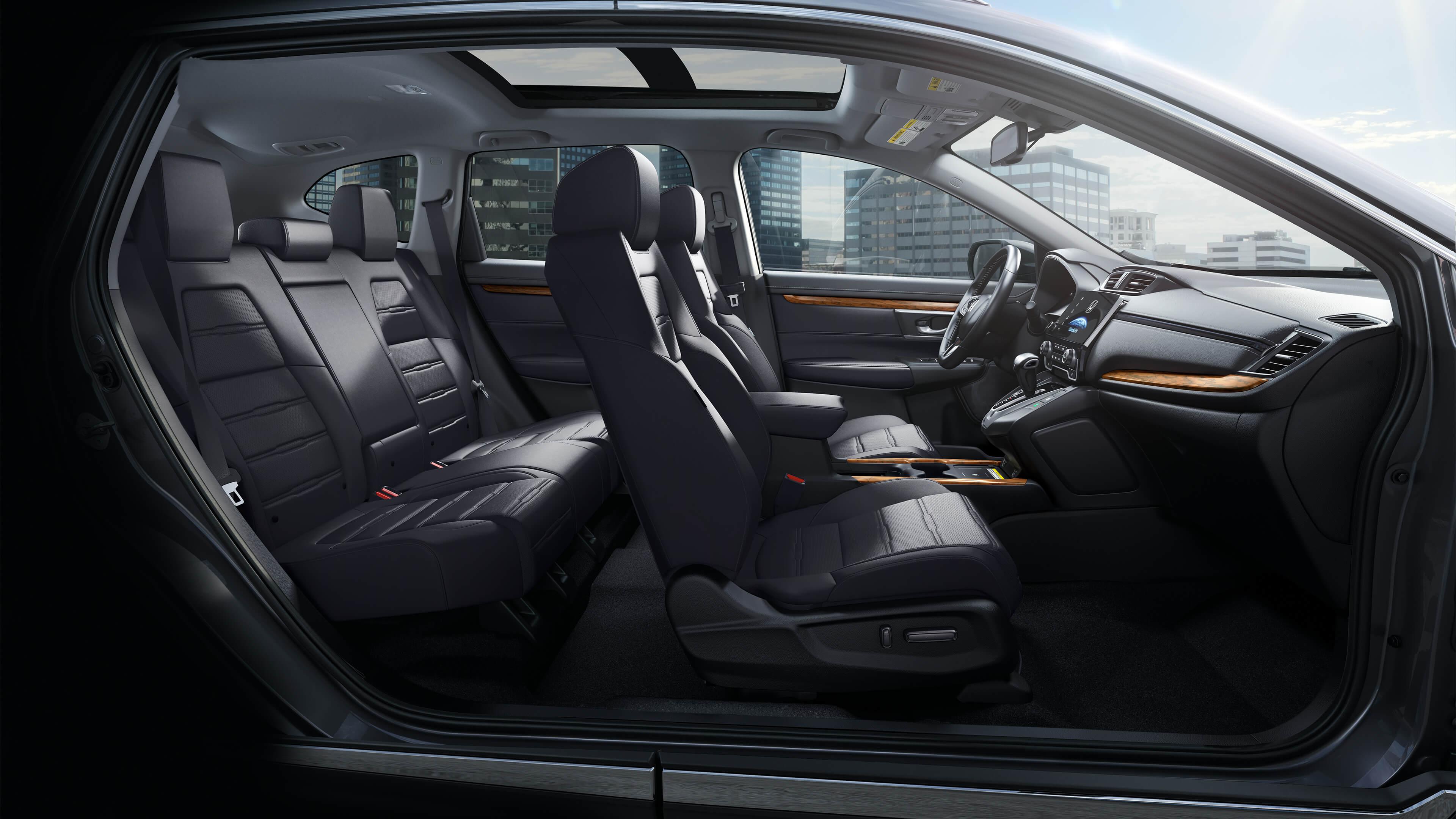 2021 Honda CR-V Space a