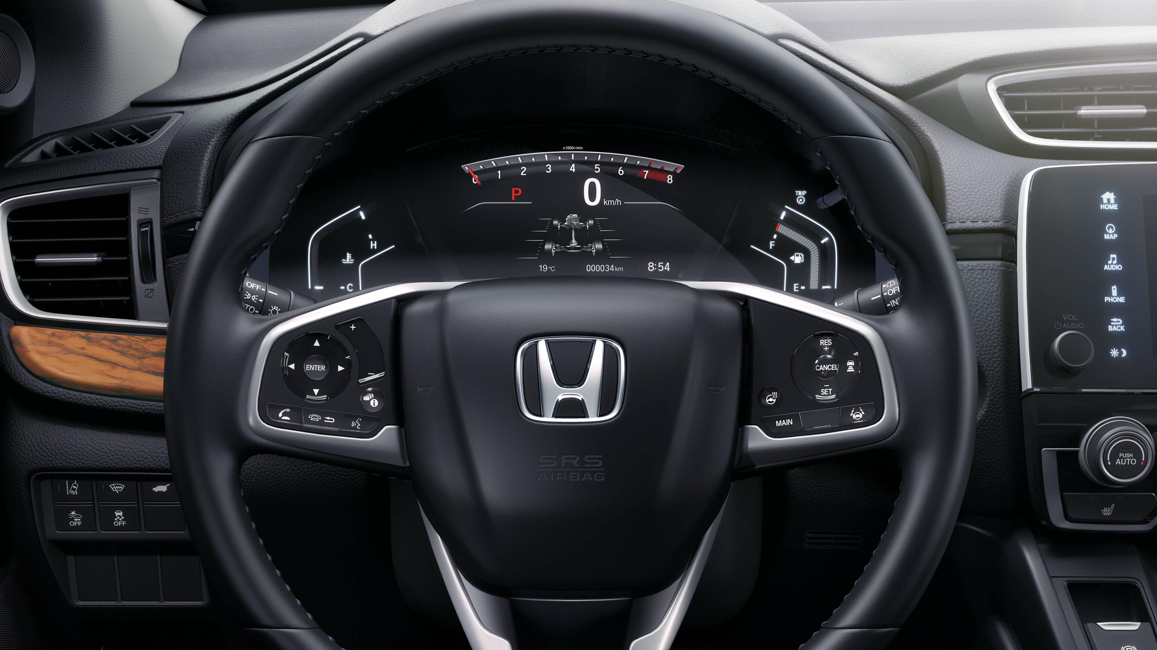 2021 Honda  CR-V Features