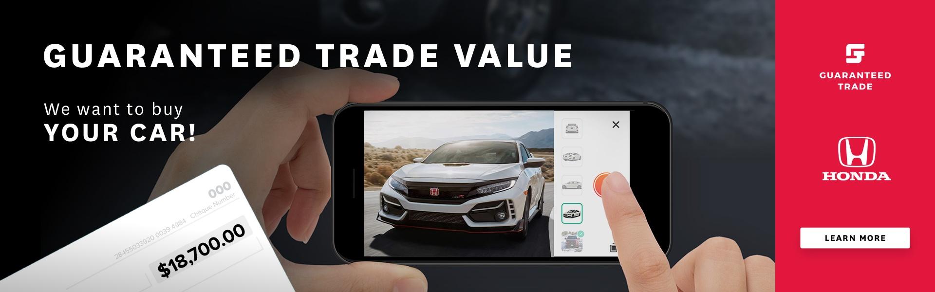 Guaranteed Trade Value